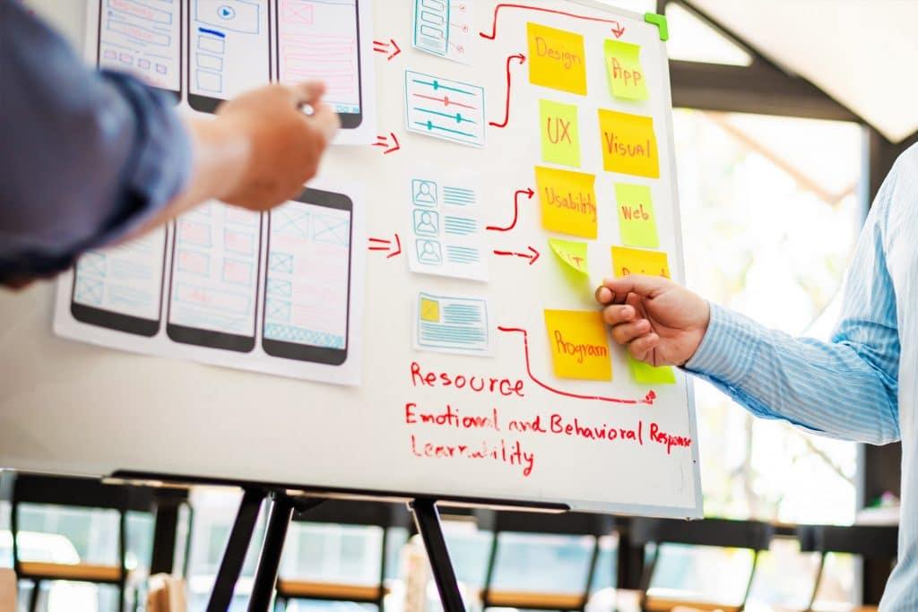 ROAN24 Planificación del diseño del sitio web
