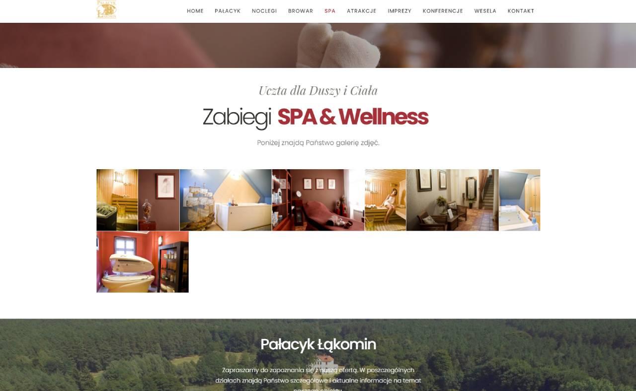 ROAN24 Palace Łąkomin SPA Sitio web