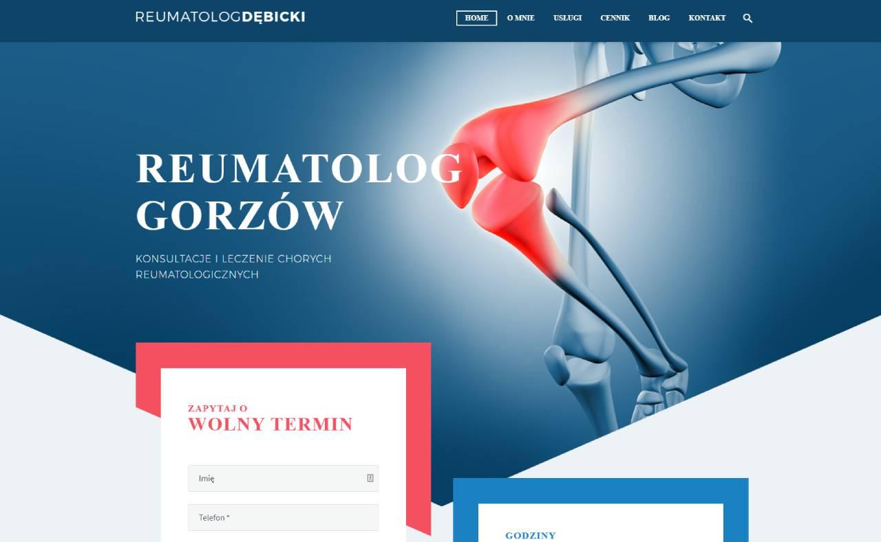 Roan24 Reumatólogo Debicki.pl INICIO