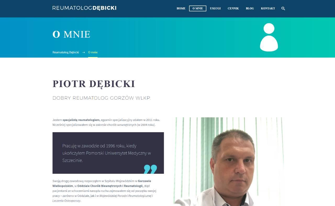 Roan24 Reumatólogo Debicki.com Sobre mí