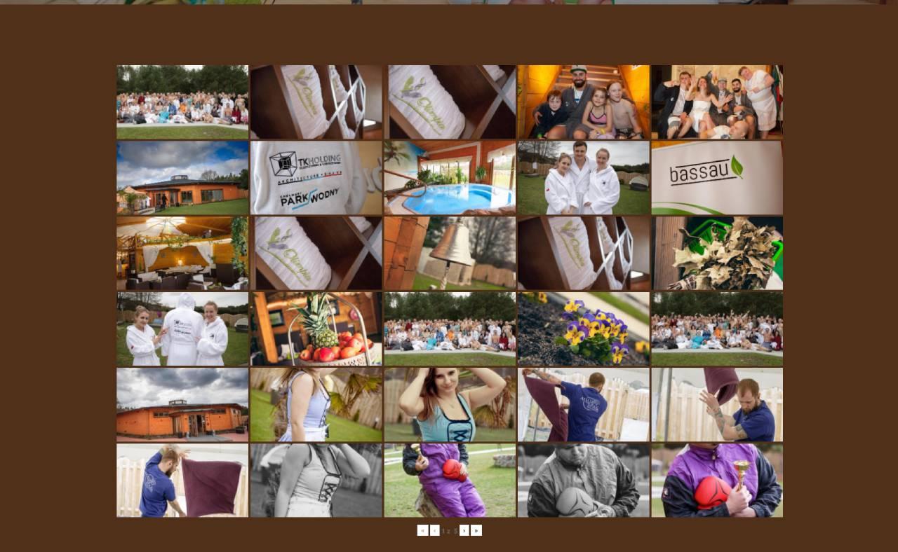 Galería del sitio web de ROAN24 Sauna Olimpia