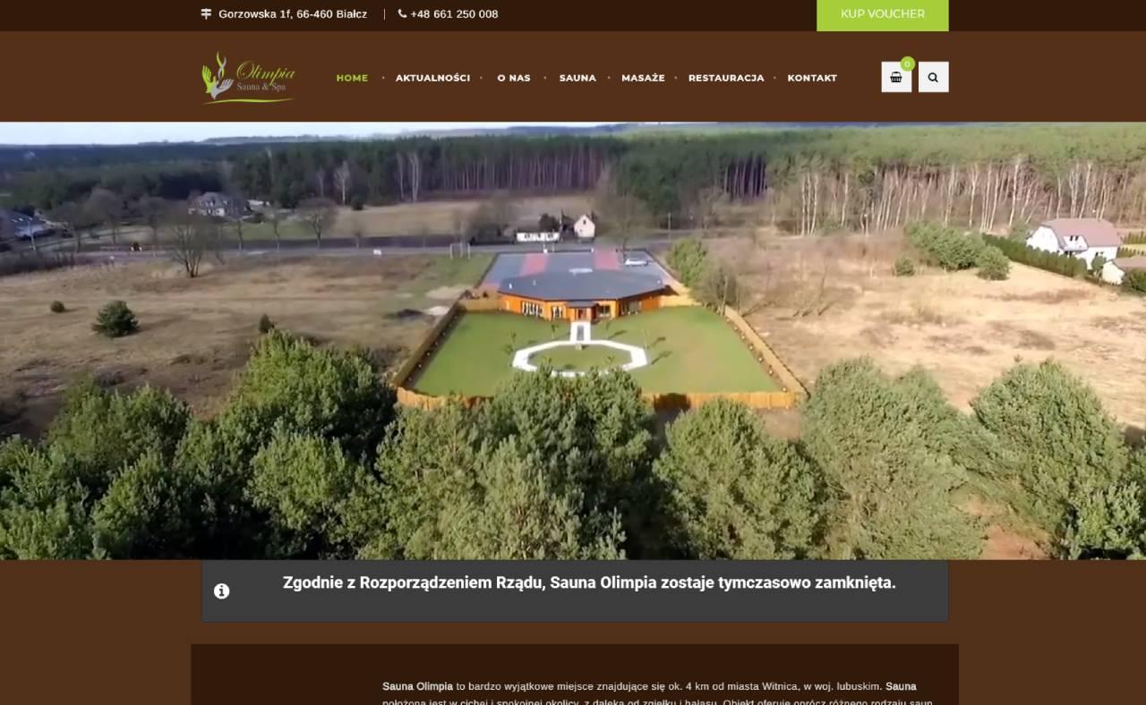 ROAN24 Sauna Olimpia Página web HOME