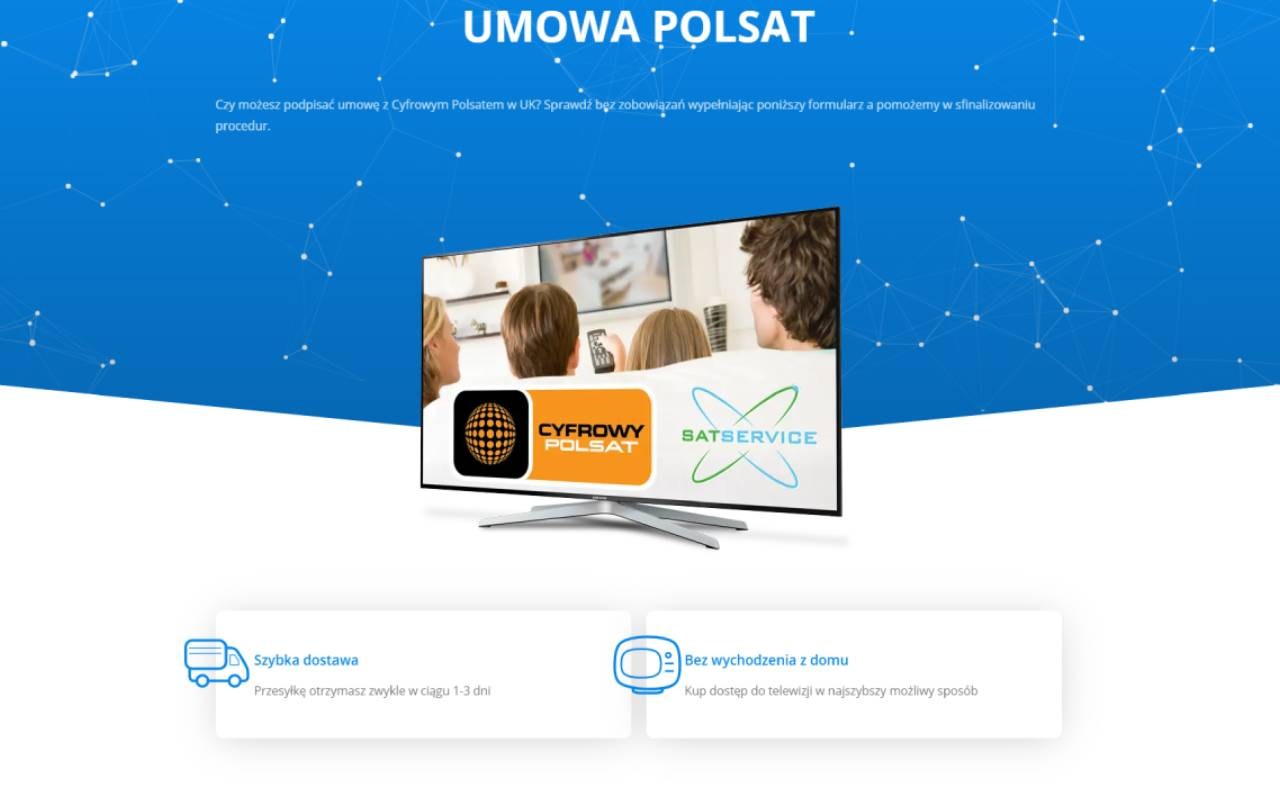 ROAN24 Sat Service Acuerdo Polsat