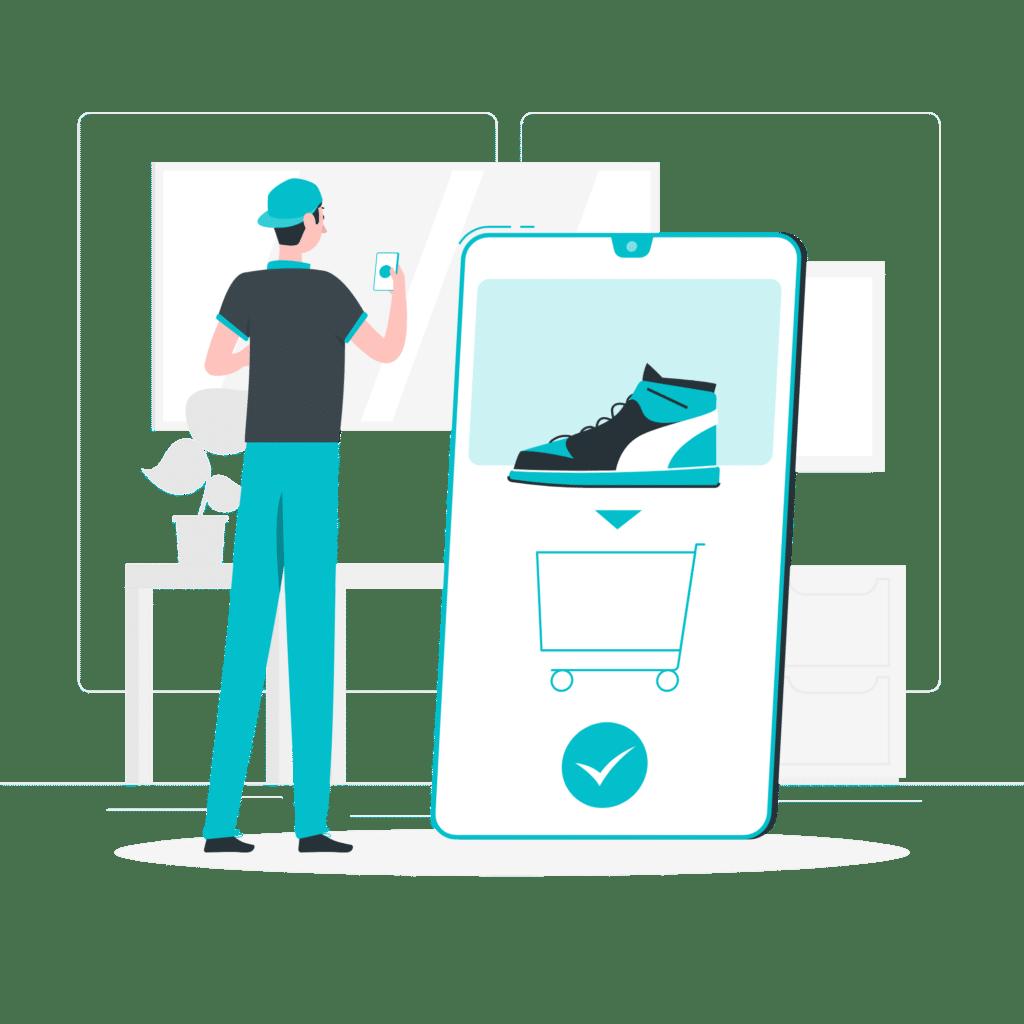 ROAN24 Creación de tiendas móviles