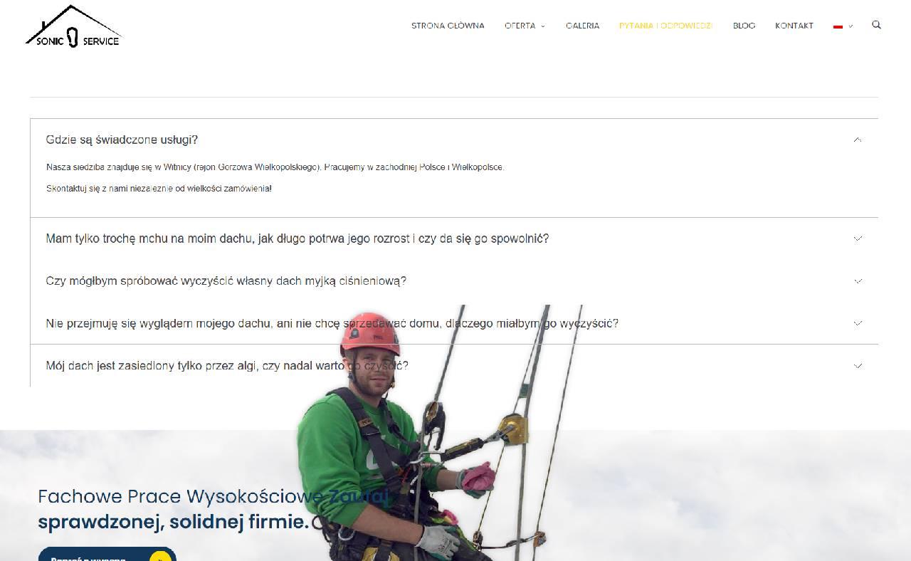 Preguntas frecuentes sobre el servicio sónico de ROAN24